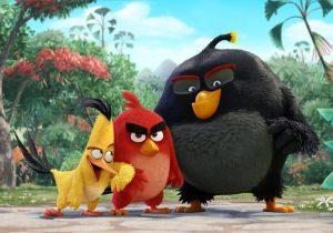 รีวิว หนัง The Angry Birds